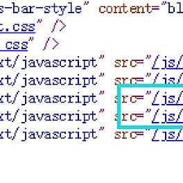 为啥好多网站js、css后加?v=版本号的原因